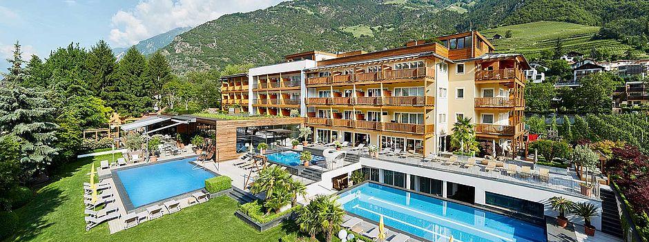 Hotels Naturns  Sterne