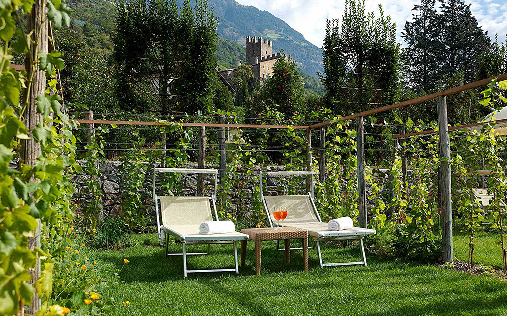 Style spa resort lindenhof for Designhotel suedtirol