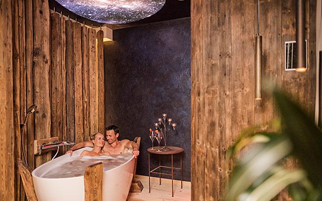 Mirabell dolomiten wellness residenz for Design wellnesshotel sudtirol