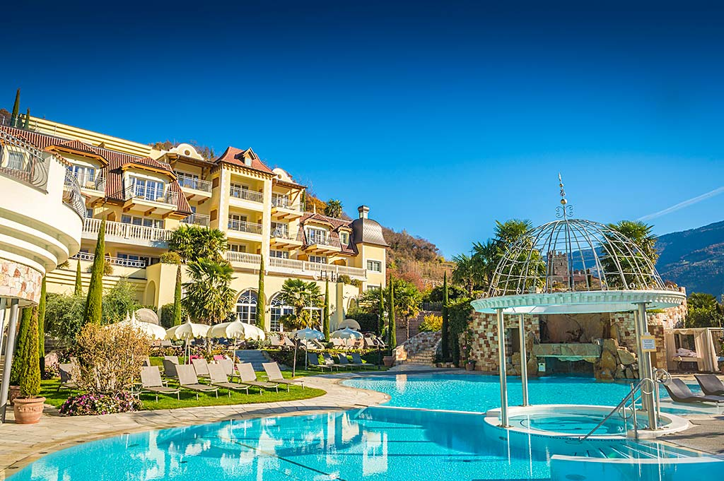 Hotels In Naturns  Sterne